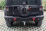 Spare Tire CB Antenna Mount Compatible for Wrangler