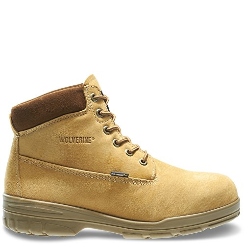 Wolverine Mens Trappeur Waterproof Boot-M, Brown, 10.5 M US