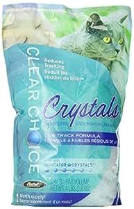Clear Choice Silica Crystal Cat Litter 3.8L, 1.8 kg