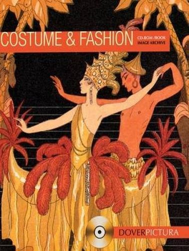 Costume and Fashion (Dover Pictura Electronic Clip Art)