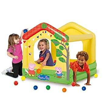 quality design 548d7 e5ead Buy Peppa Pig Inflatable Tree House Play Center Online at ...