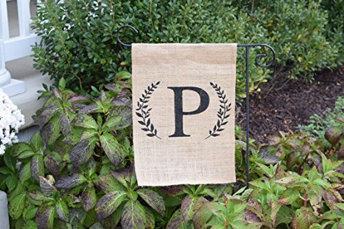 Amazon Com Personalized Garden Flag Burlap Garden Flag Outdoors