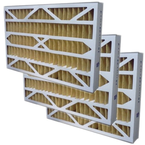 16x25x3 MERV 11 Air Bear Compatible Replacement (3 Pack)