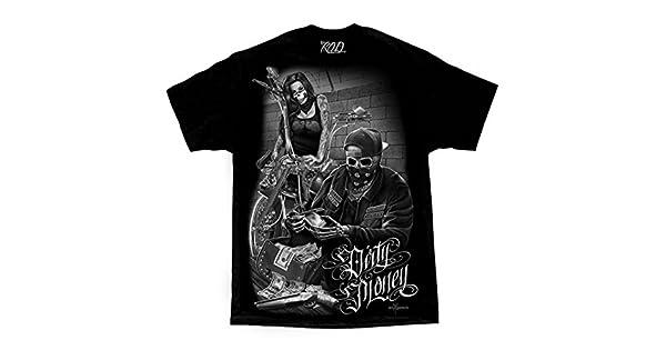 Amazon.com: Bonnie & Clyde dinero sucio David Gonzales Art ...