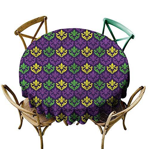 HeKua Mardi Gras,Wholesale tablecloths Antique Motifs Tile D