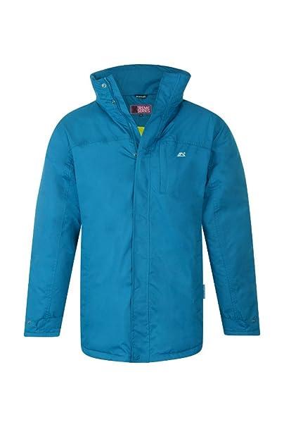 Target Dry - Abrigo - para Hombre Azul Alpine Blue Medium: Amazon.es: Ropa y accesorios