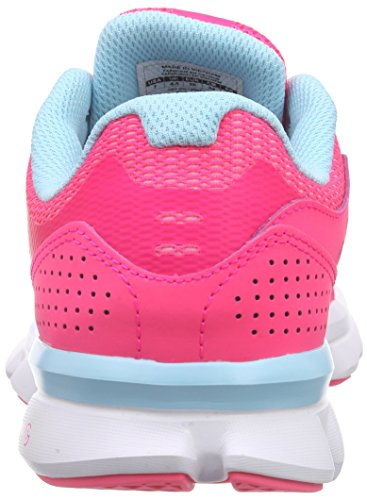 Rose Swift G Femme UA Skb Course Speed Wht Hyr Chaussures de Pink 963 Armour Micro UK W Gris Under IYOfRf