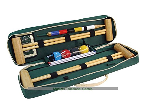 Jaques Sussex Croquet Set by Jaques of London