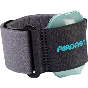 DJO Canada - Aircast Pneumatic Armband (Tennis Elbow or Golf Elbow)
