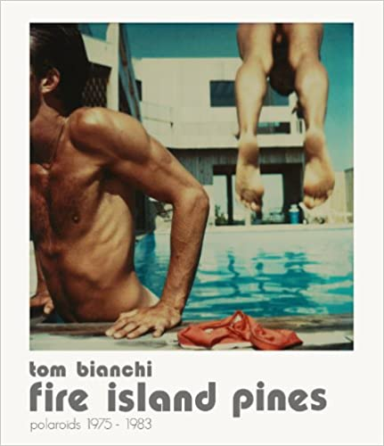 Fire Island Pines. Polaroids, 1975-1983
