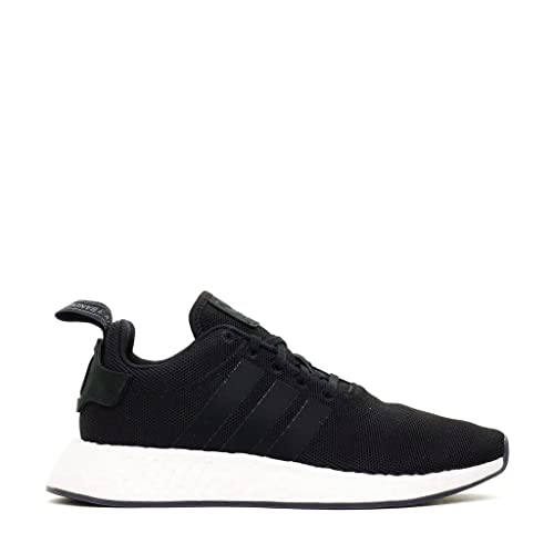 5277fd7aaa496 Adidas Mens NMD R2 CQ2402 (9 M US) Black  Buy Online at Low Prices in India  - Amazon.in