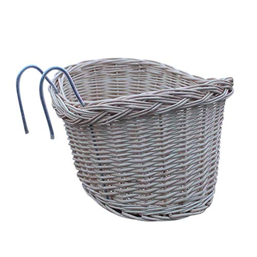 AI CAR FUN Bike Basket,Willow Basket Bicycle Basket Bicycle Basket