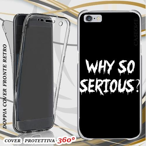 CUSTODIA COVER CASE WHY PER IPHONE 6 FRONT BACK