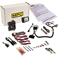 1-Button Remote Start Kit That Is Compatible with Select Ford & Mazda Vehicles [2007 - 2013]. Completely Prewired with a T-Harness To Simplify Installation