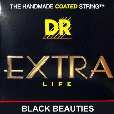 【売れ筋】 DR DR BLACK BEAUTIES B008IY48M6 DR-BKE10 DR-BKE10 Medium エレキギター弦×6セット B008IY48M6, 小金井市:fee66826 --- martinemoeykens.com