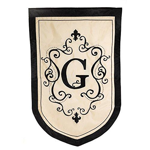 Regal Monogram Estate Flag - G (Regal Monogram)