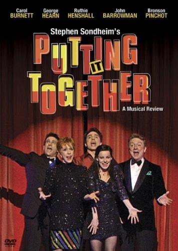 Putting It Together: a Musical Carol Burnett George Hearn Ruthie Henshall John Barrowman