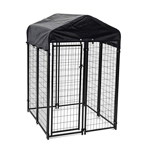 Lucky Dog Uptown Welded Kennel