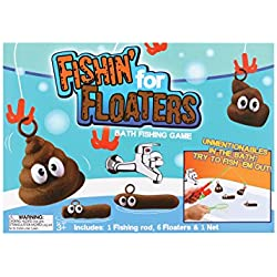 Daron Worldwide Trading Floaters Fishing Game