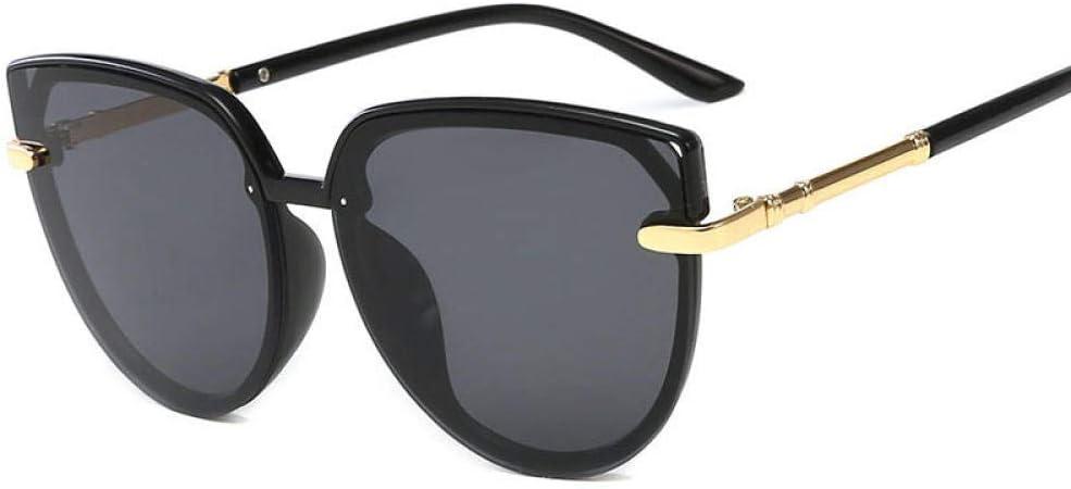 Occhiali da sole per esterno per occhiali da sole di tendenza da uomo e da donna. Grande montatura coreana a rete rossa con gli stessi occhiali da sole con lenti oceaniche-7 2