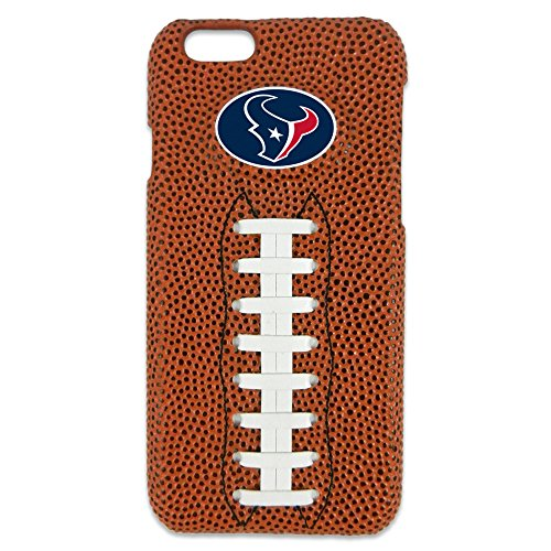 GameWear NFL Houston Texans Classic Football iPhone 6 Case, Brown