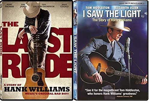 The Last Ride & I Saw the Light - The Story of Hank Williams 2-Pack DVD ()