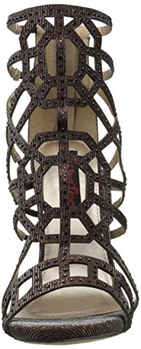 Gladiator Sandal Amaze Too Lips 2 Too Bronze Women w4XqIY