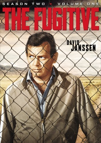 The Fugitive: Season 2, Vol. 1 by Paramount Home Video (Fugitive Season 2 compare prices)