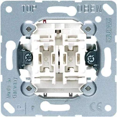 Reguladores Regulador de intensidad, Integrado, Met/álico JUNG 225 NVDE Integrado Regulador de intensidad Met/álico