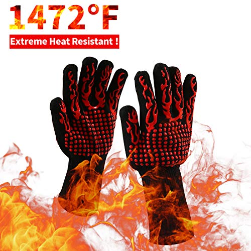 Resistant Certified Withstand Protection Grilling
