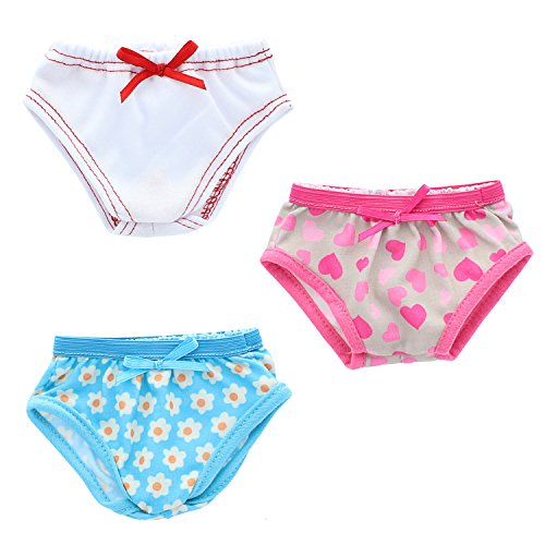 Doll Underwear Beautiful American Generation product image