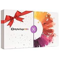 Kit de pruebas de ascendencia de MyHeritage DNA – Pruebas genéticas de ADN para descubrir orígenes