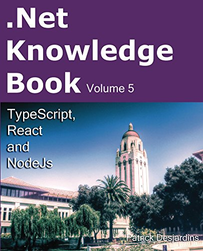 .Net Knowledge Book : TypeScript, React, Redux, NodeJs