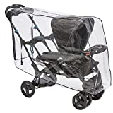 Sasha's Rain and Wind Cover for Baby Trend Sit N Stand Tandem Stroller