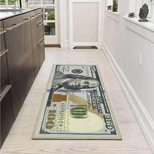 Ottomanson Siesta Collection Runner Rug, 22'' x 53'', Multicolor -
