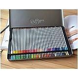 Marco 72-Color Premier de colores Lápiz Set/Lápices de dibujo, de los adultos Libro para colorear
