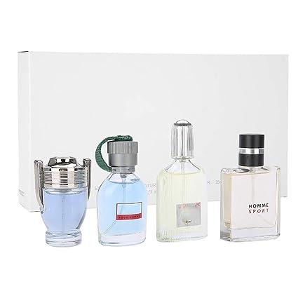 100ML 4 Pcs Perfume para hombre, Colonia Perfume Regalo Set ...