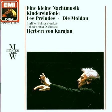 Eine Kleine Nachtmusik / Kindersinfonie by Karajan (2004-08-27)