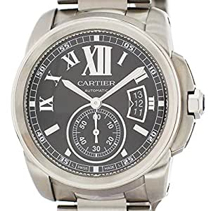 Cartier Calibre de Cartier Automatic-self-Wind Male Watch W7100016 (Certified Pre-Owned)