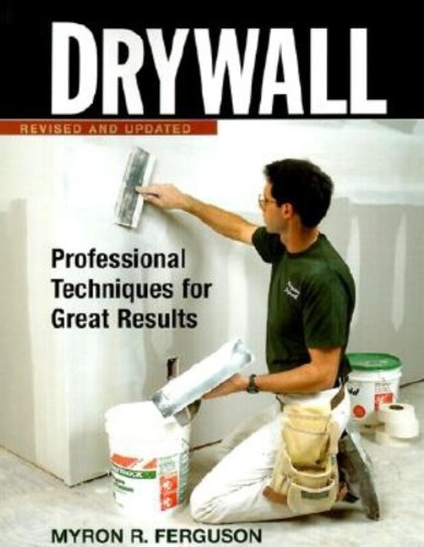 Drywall Professional Techniques For Great Results Fine Homebuilding Dvd Workshop Epub