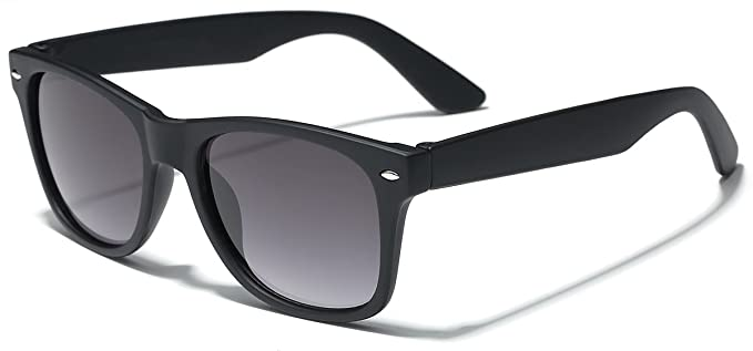 Amazon.com: Kids Soft Frame Sunglasses AGE 3-12 - Black: Clothing