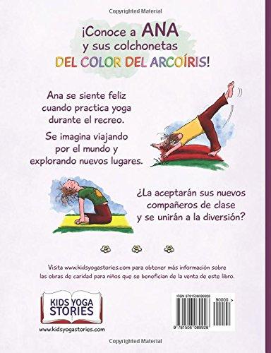Ana y sus colchonetas del color del arcoíris (Spanish ...