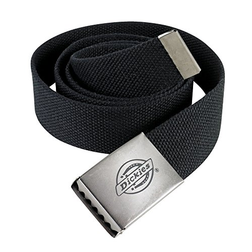 Dickies Mens Canvas Belt / Accessories (One Size) (Black)