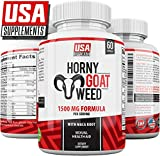 Best Male Enhacements - Horny Goat Weed by USA SUPPLEMENTS | Maca Review