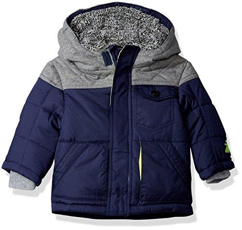 ZeroXposur Baby Boys Infant Knight Heavyweight Jacket, Navy, 12 MOS by ZeroXposur