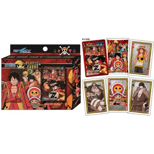 (One Piece Film Z Playing Cards)