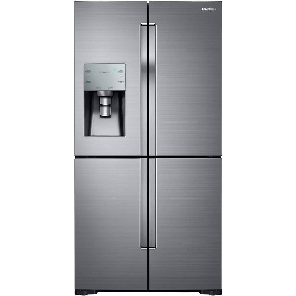 Samsung Stainless Steel 4-Door Flex Refrigerator