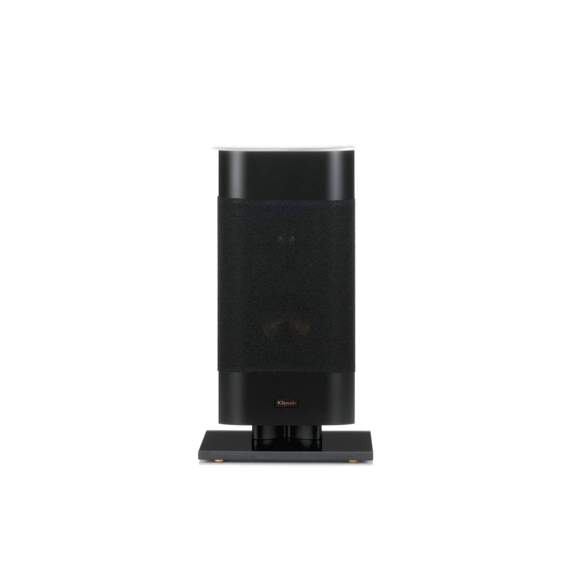 Klipsch RP-140D Black Home Speaker Matte Black by Klipsch