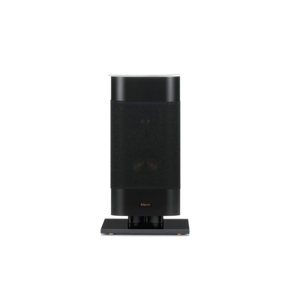 Klipsch RP-140D Black Surround Home Speaker Matte Black