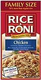 pasta roni vermicelli - Rice A Roni Chicken, Family Size, 13.8 oz